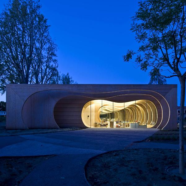 MCA - Mario Cucinella Architects