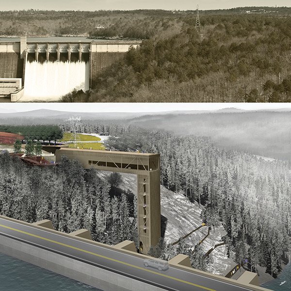 UA Community Design Center + Marlon Blackwell Architects + Ecological Design Group, Inc.