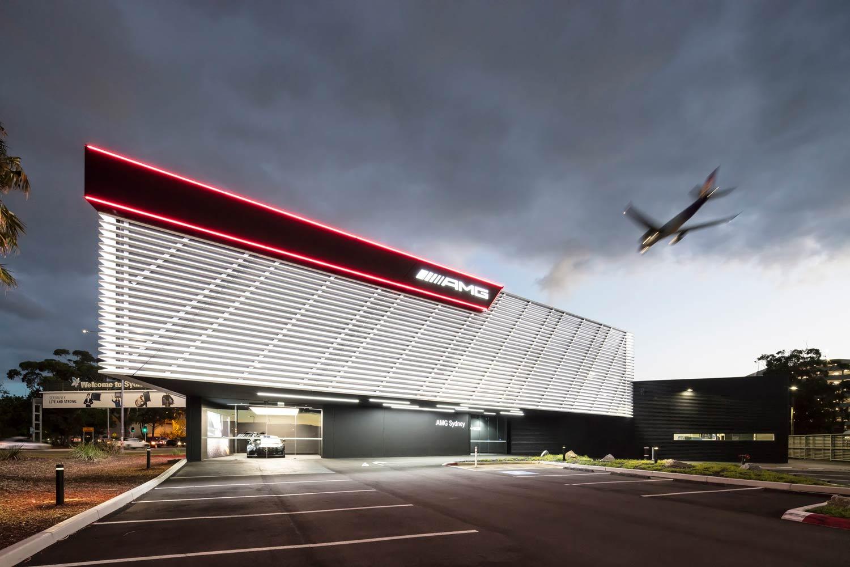 Gellink Schwammlein Architekten Amg Brand Center Sydney
