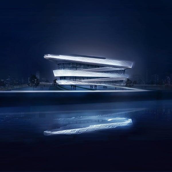 gad · line+ studio, Greenton Architecture Design