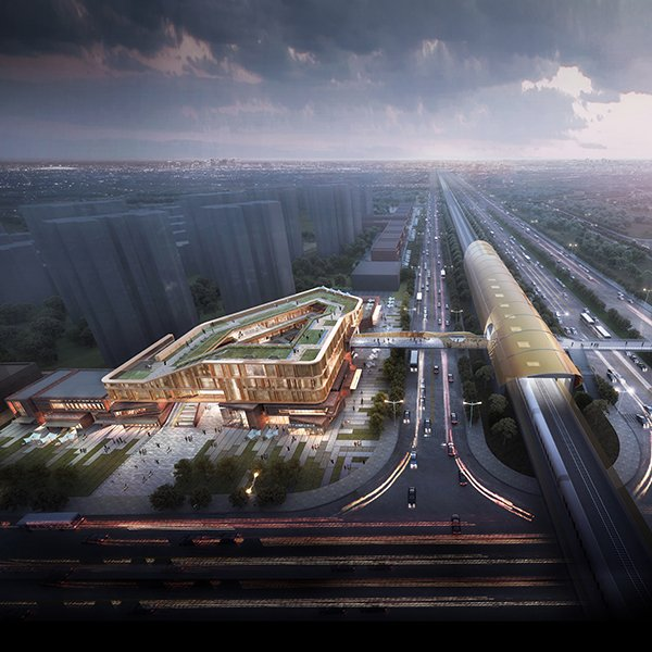 Tianjin TIANHUA Northern Architectural Design