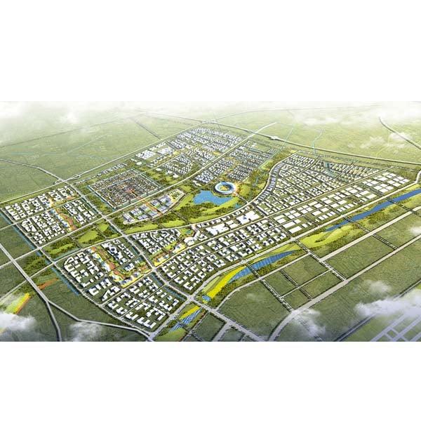 Hong Kong City La Tour De Peilz Walton Design Consulting Engineering Co City Design Of The Economic Zone Of The Beijing Daxing International Airport