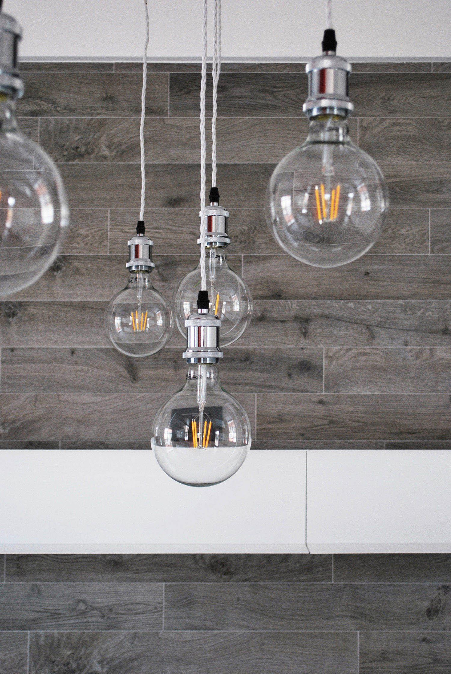 Le luci bolle Gabriele Filippi Architetto