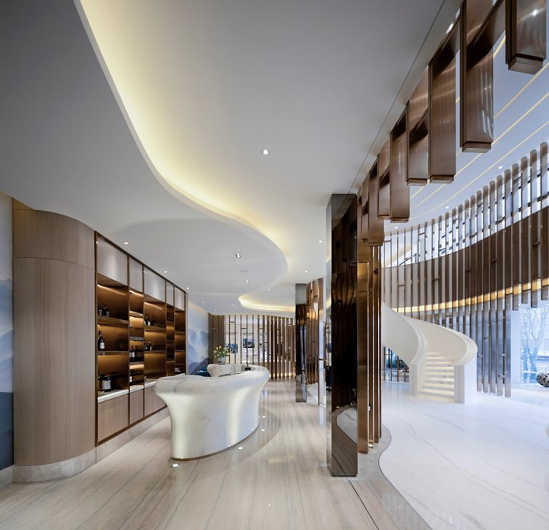 interior Huang Jinrong}