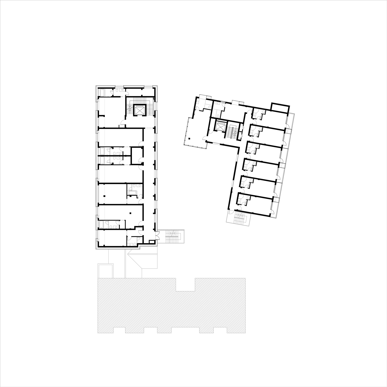 Third floor plan gad}