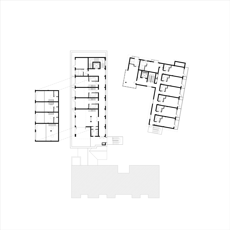 Fourth floor plan gad}