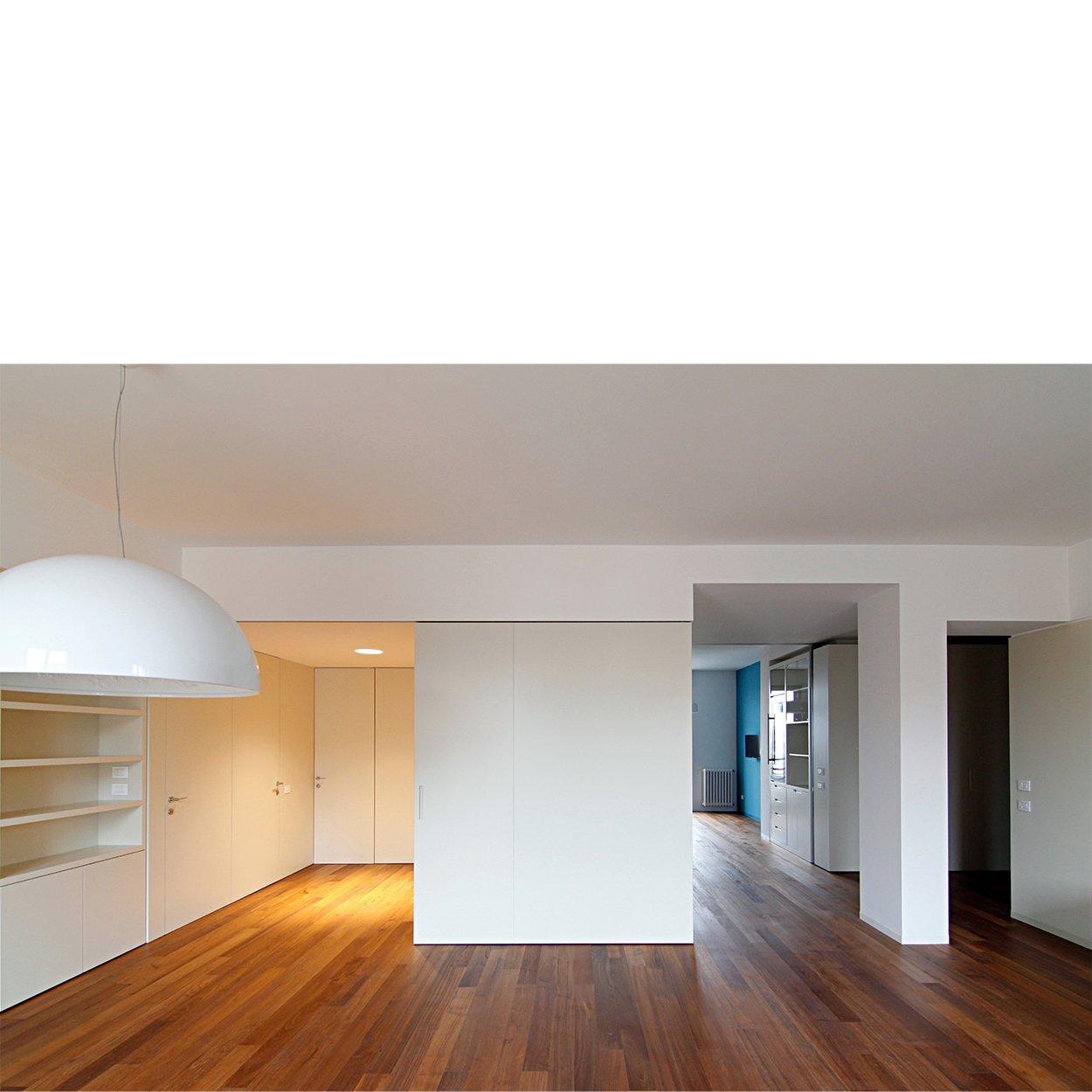 Camera Da Letto In Prospettiva Centrale ezio siciliano - ristrutturazione di un appartamento in