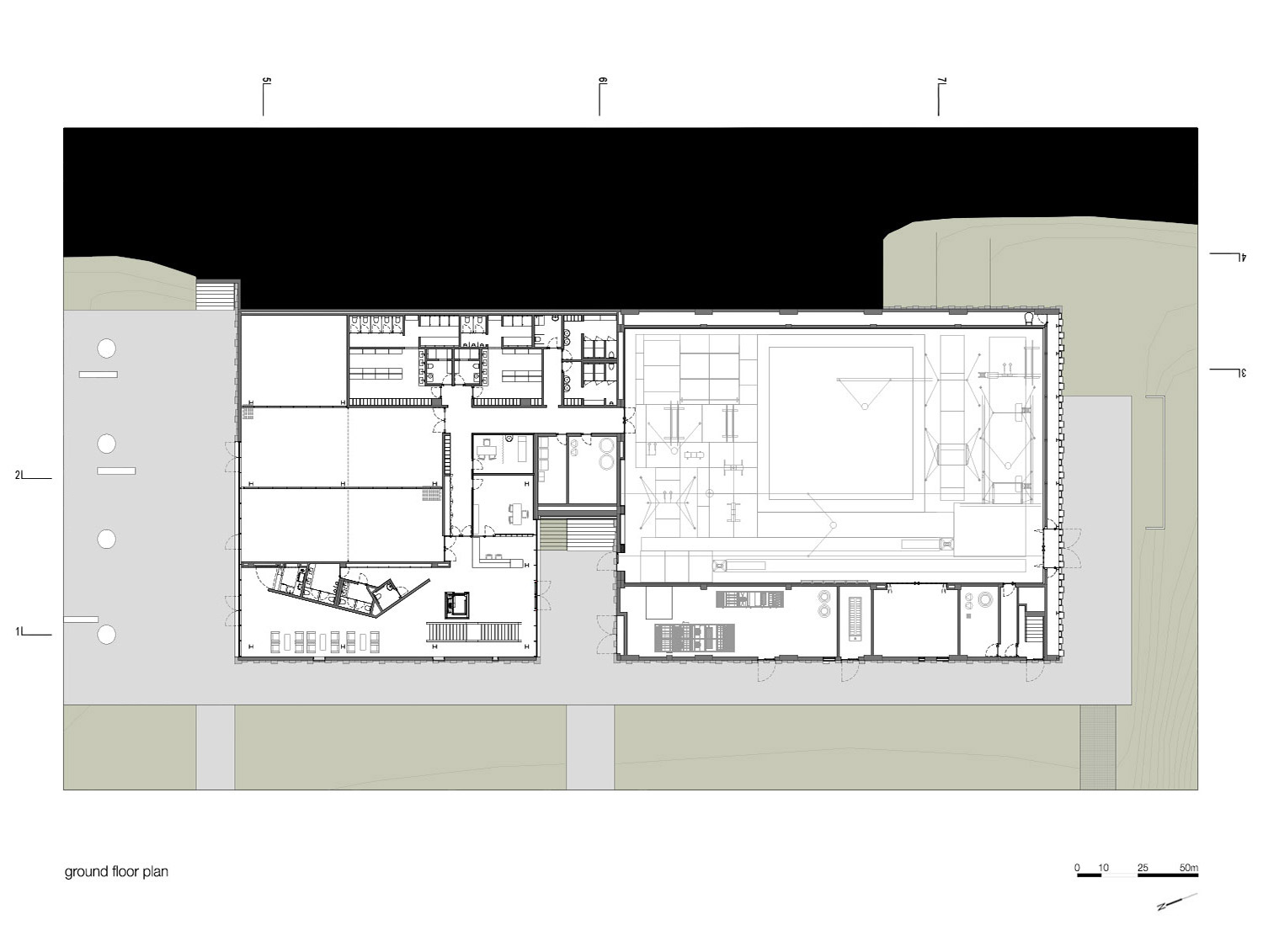 Ground Floor Plan Pitágoras Group}