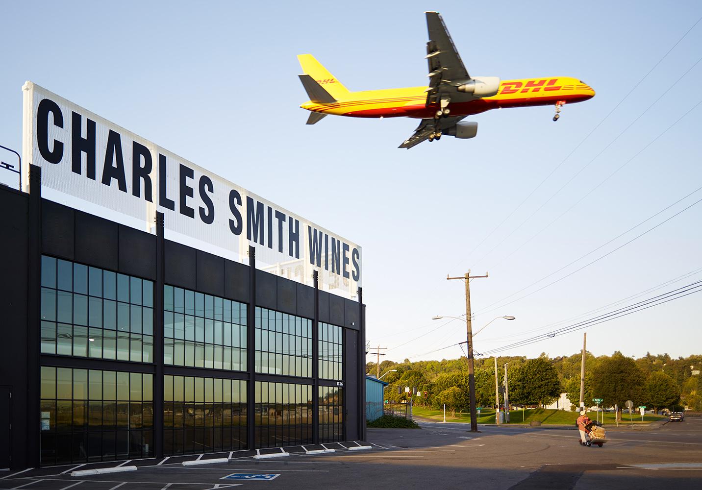 Charles Smith Wines Jet City Exterior