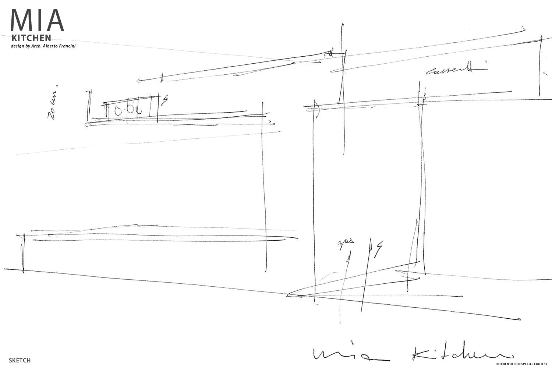 sketch 1 Alberto Francini