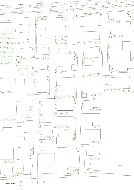 location Mio Tachibana Architects}