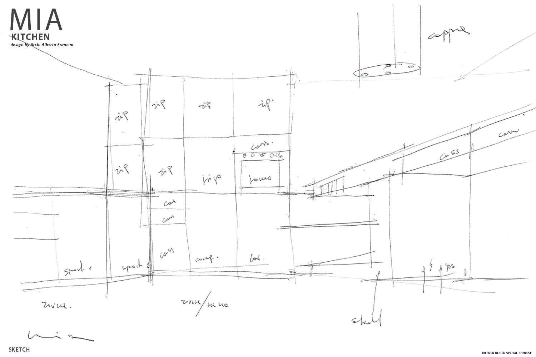 sketch 2 Alberto Francini