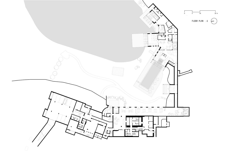 Floor plan -1 noa* network of architecture}