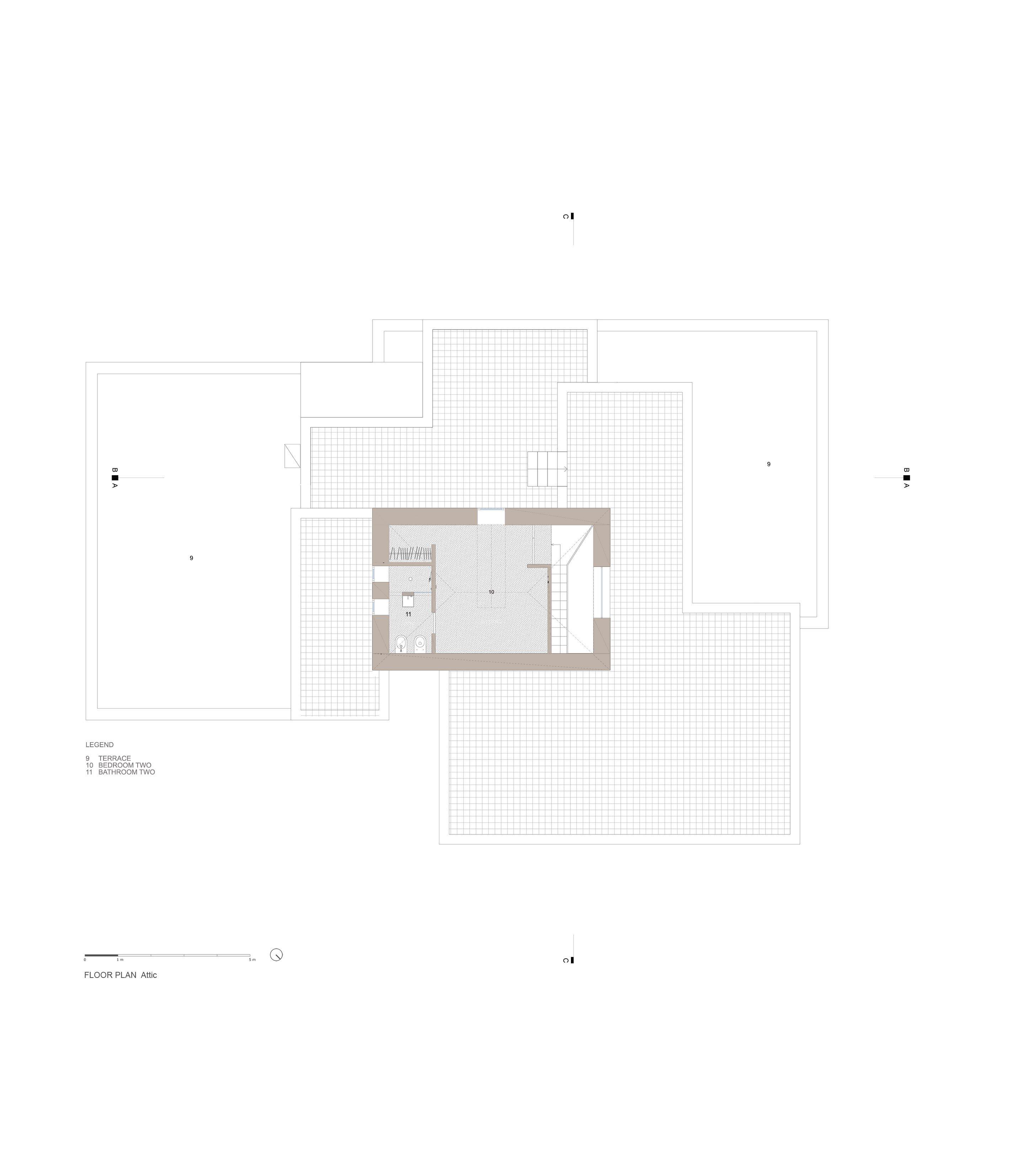 Floor Plan - Attic }