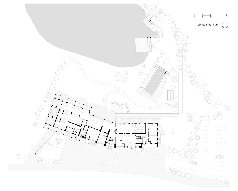 Ground floor plan noa* network of architecture}