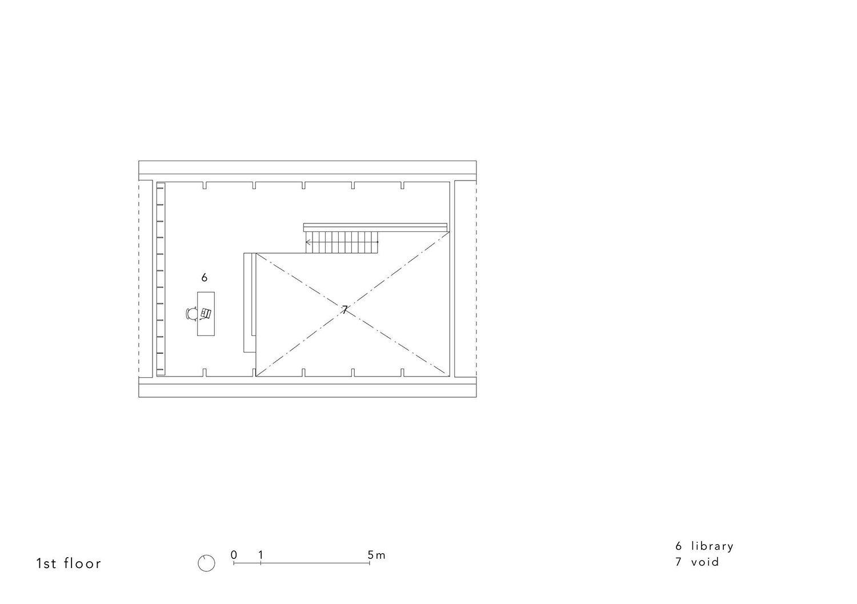 first floor Mio Tachibana Architects}