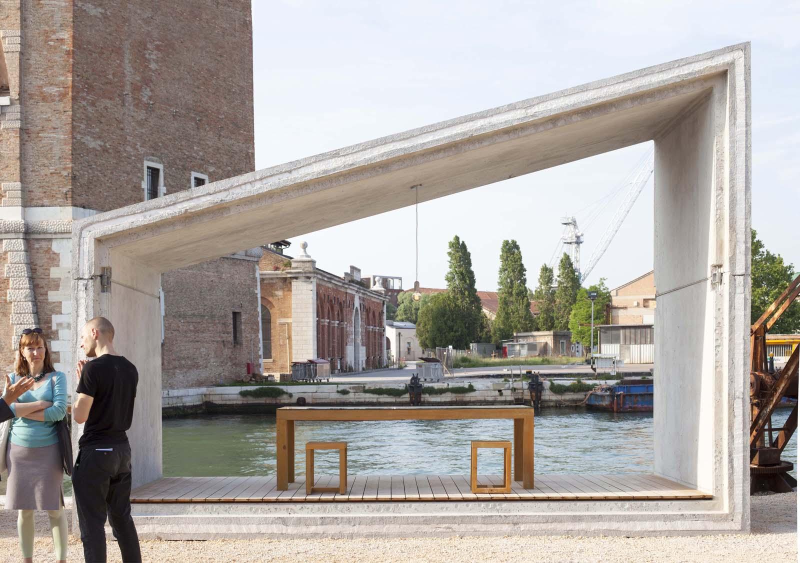 La Bienale di Venezia TIAGO CASANOVA