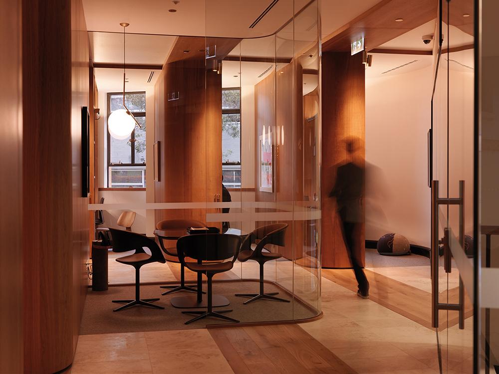Meeting room }