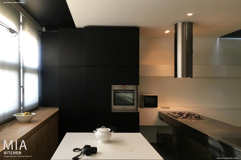 l'ambiente cucina Alberto Francini