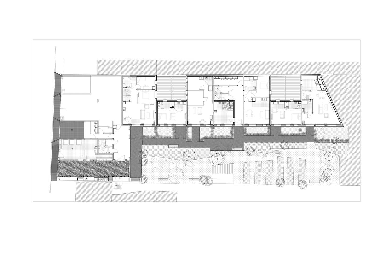 Ground floor plan archi5}