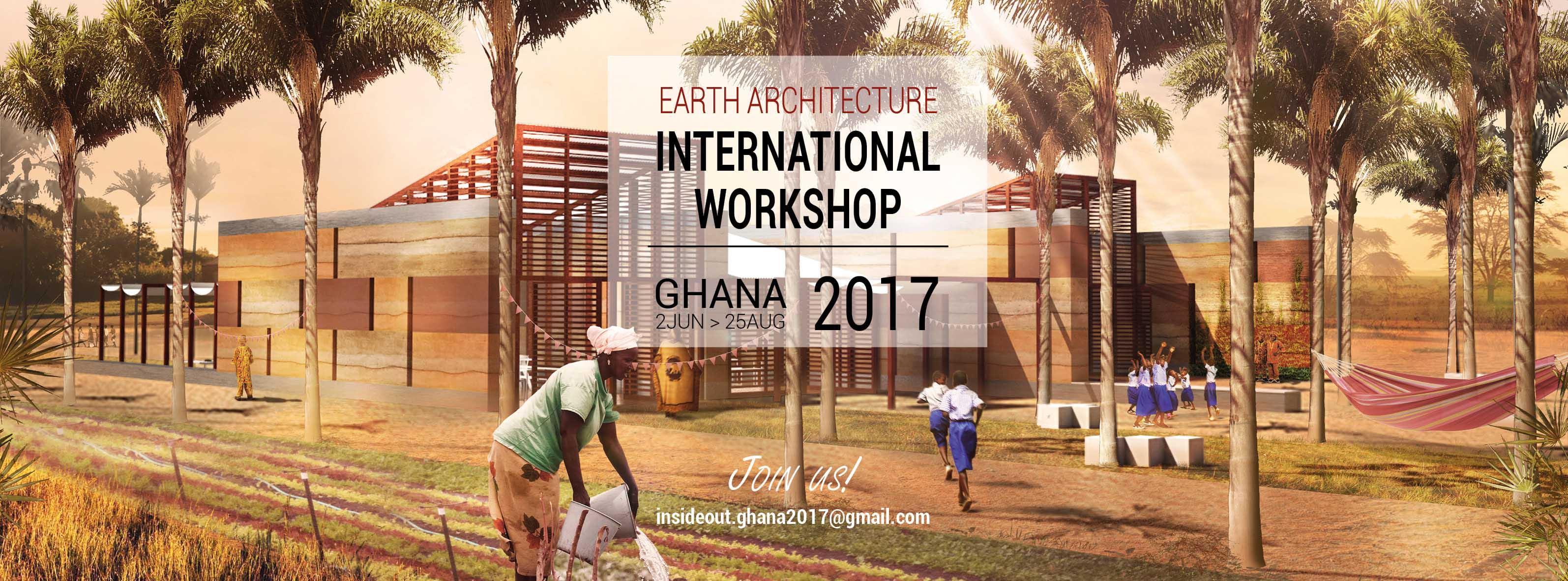 Construction Workshop Flyer }
