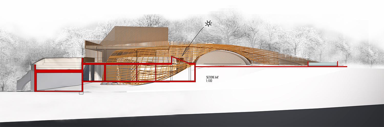 render 10 Laboratorio di Architettura Semerano