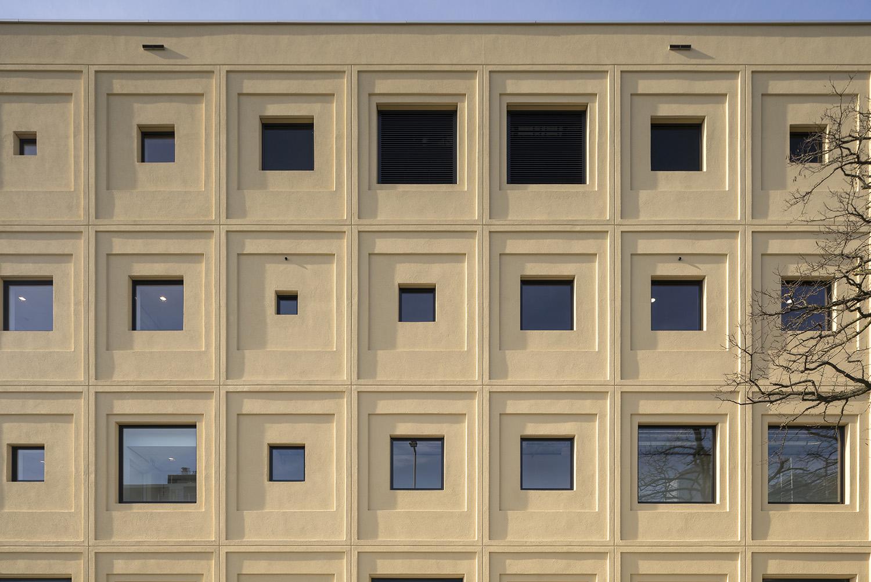 New facade © Ronald Tilleman