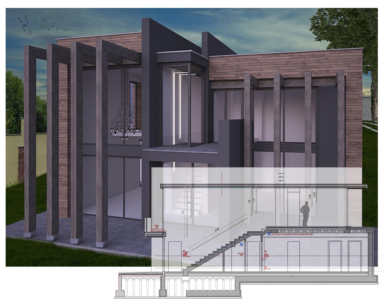 Studio per illuminazione  Labdia - Laboratorio di architettura}