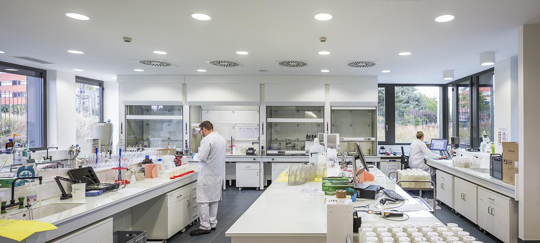 laboratoire Luc Boegly