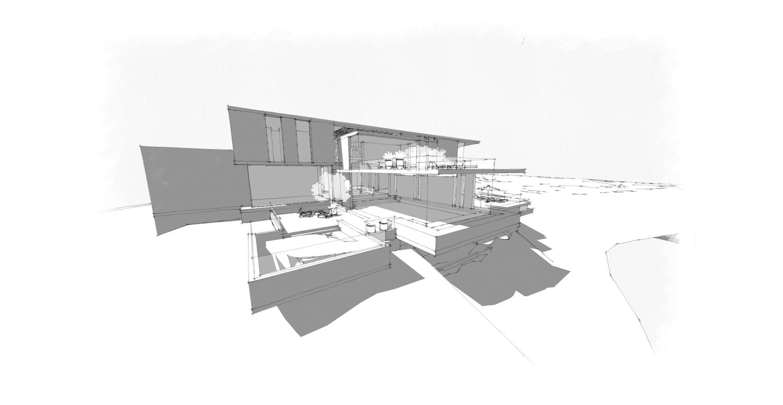 Concept sketch  JT+ Partners}