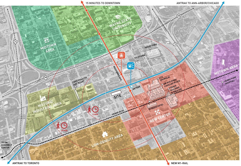 Neighborhood Context Diagram