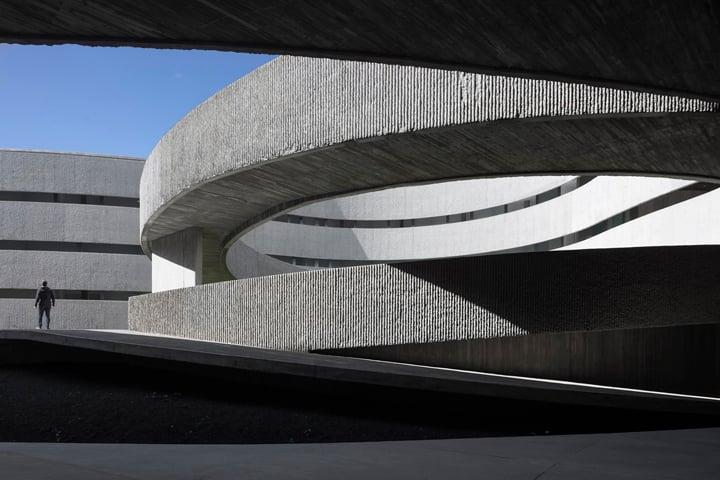 Interior Patio, Photographer: Aitor Ortiz