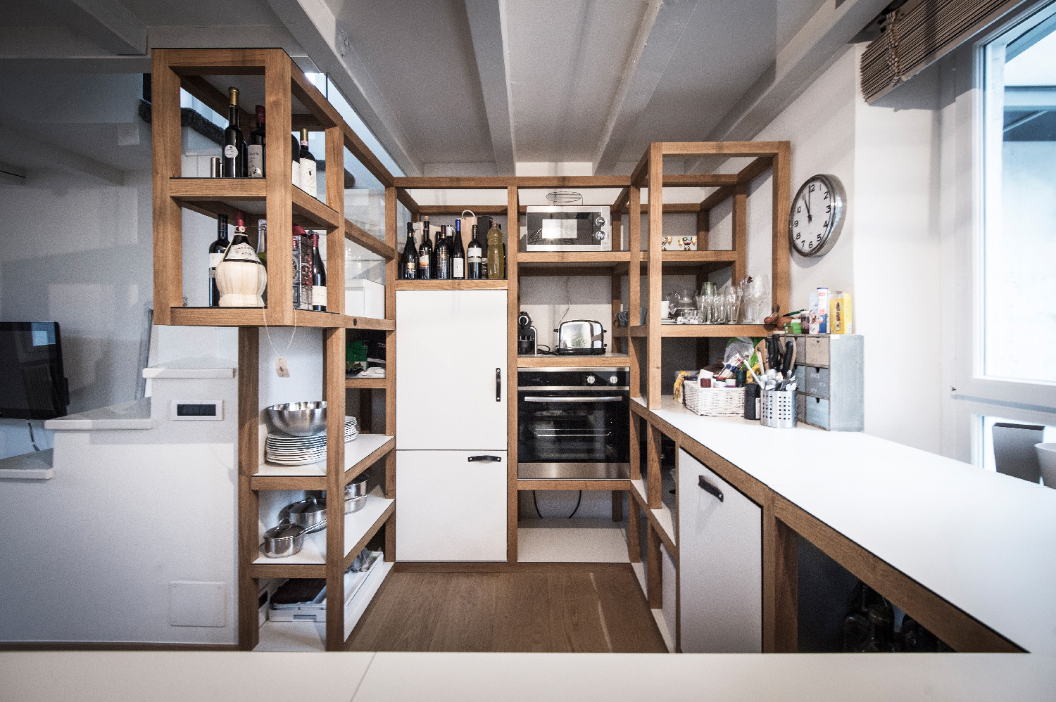 extraordinary modular kitchen Alex Filz