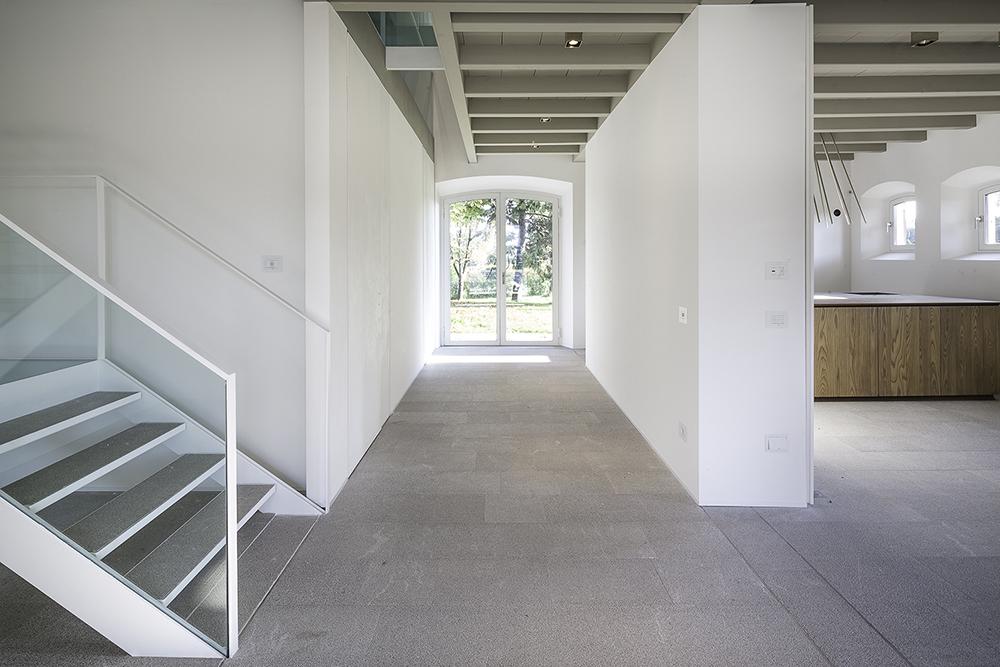 Hall Foyer Accoglienza - piano terra  Filippo Poli