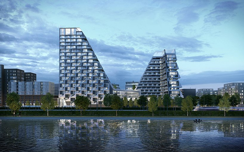 Looping Towers Netherlands