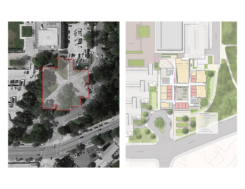 Site Plan © Skidmore, Owings & Merrill}