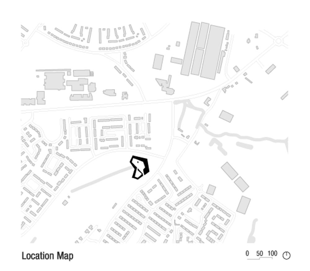 Location Plan }