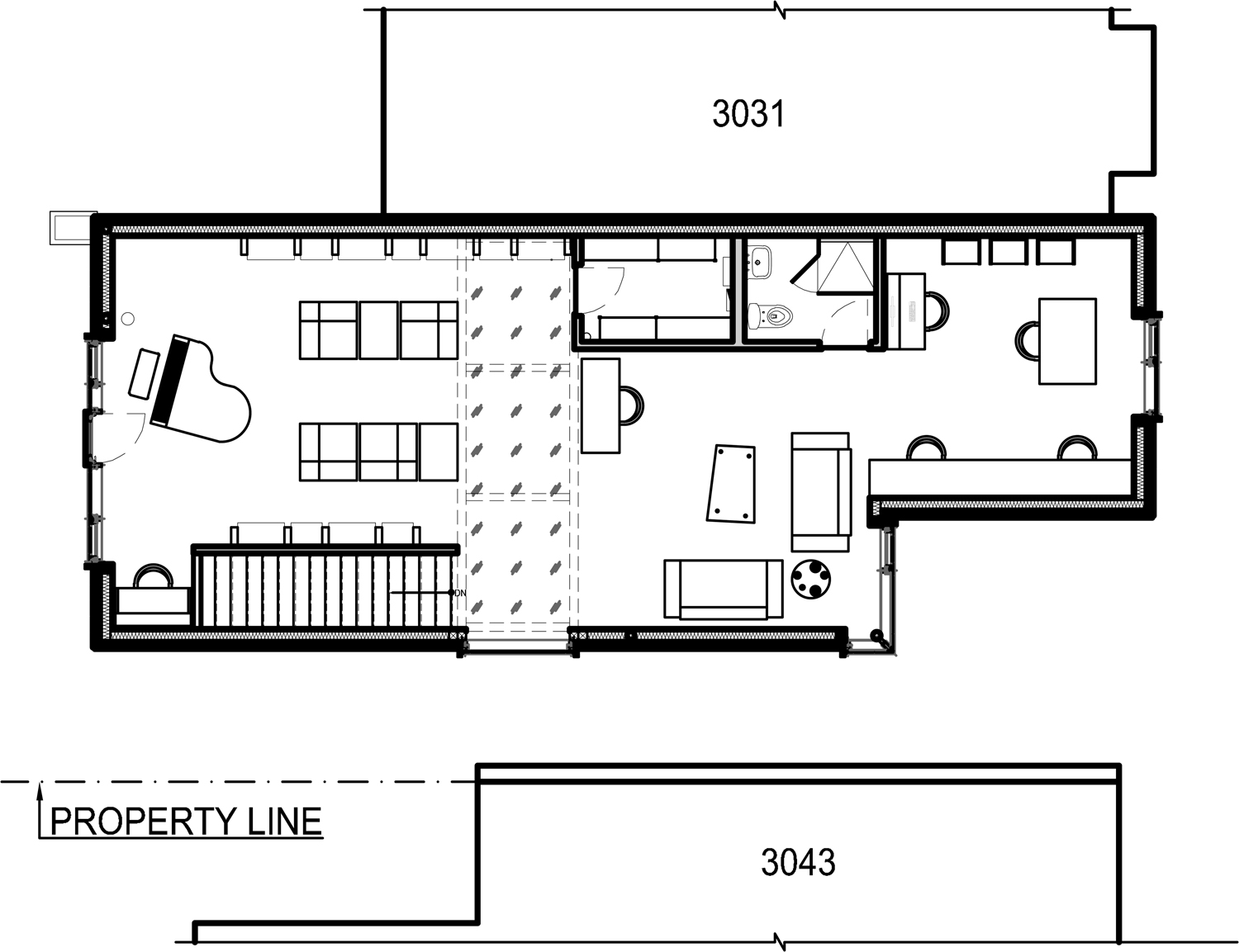 Second Floor Plan Jonathan Conrath}