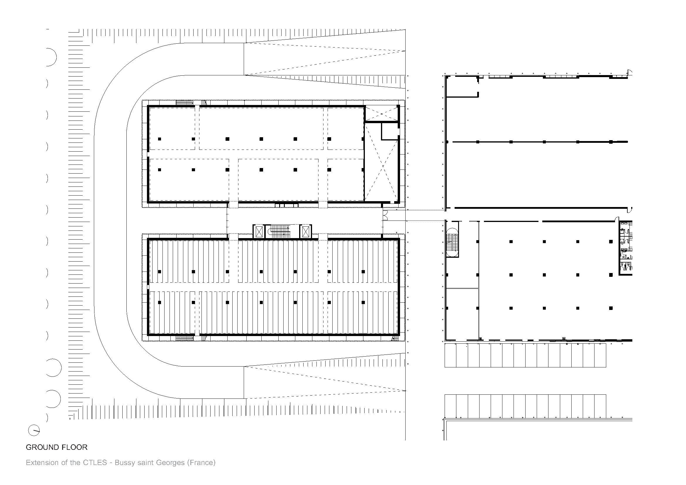 Ground Floor ANTONINI DARMON architects}