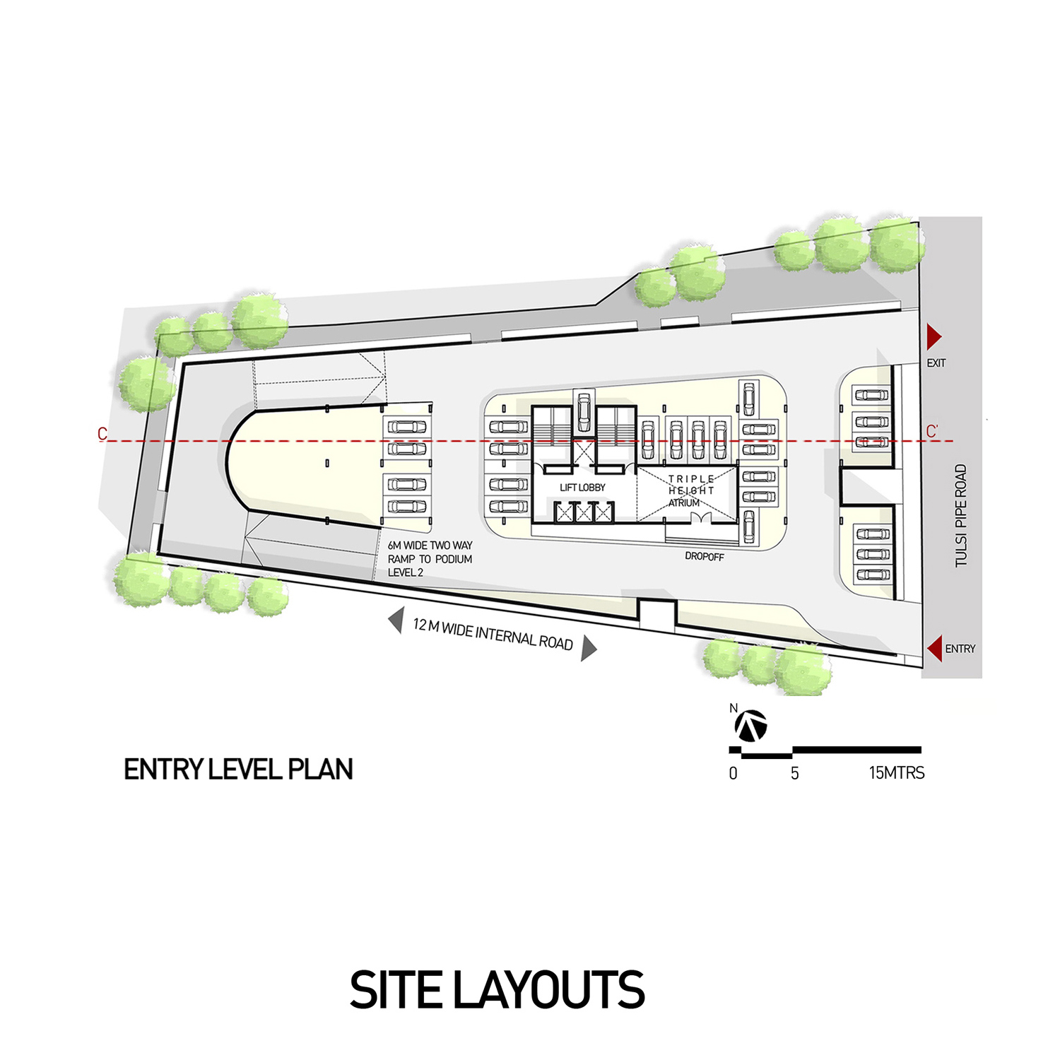 ENTRY LEVEL PLAN sanjay puri architects}