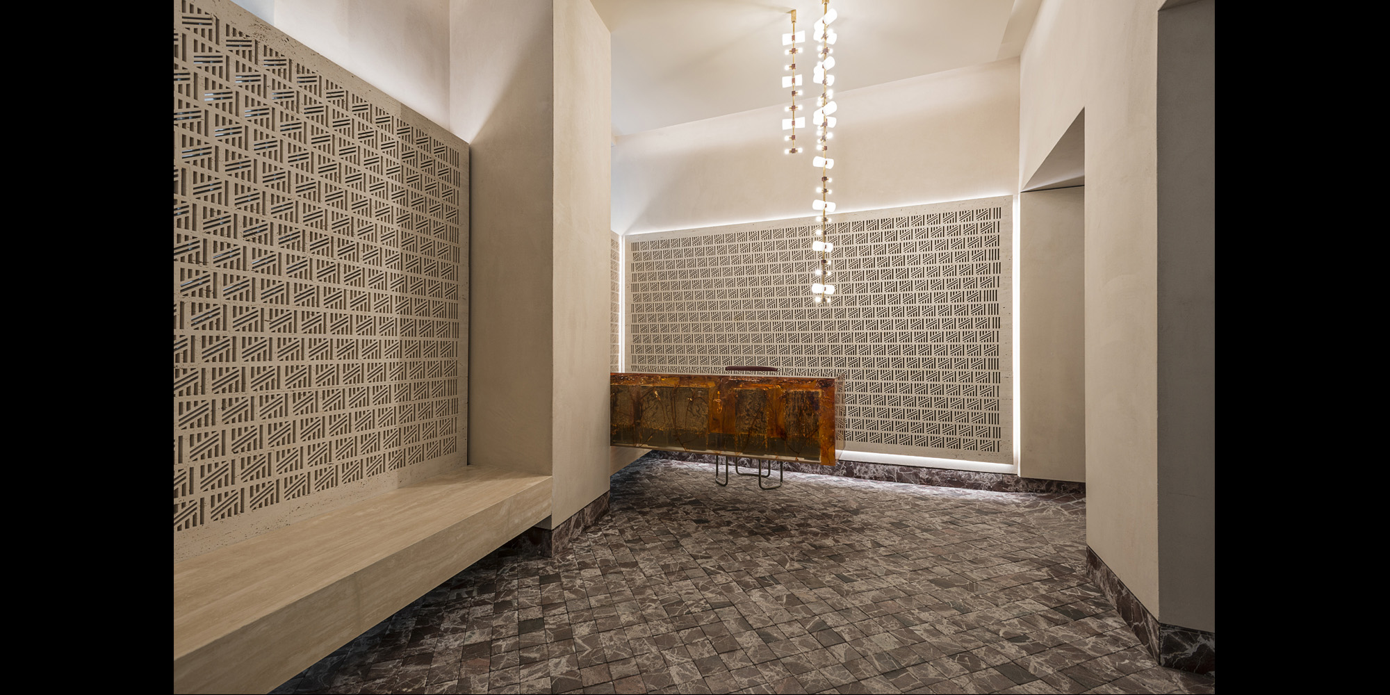 Foyer Ground Floor - photo by Jonata Xerra