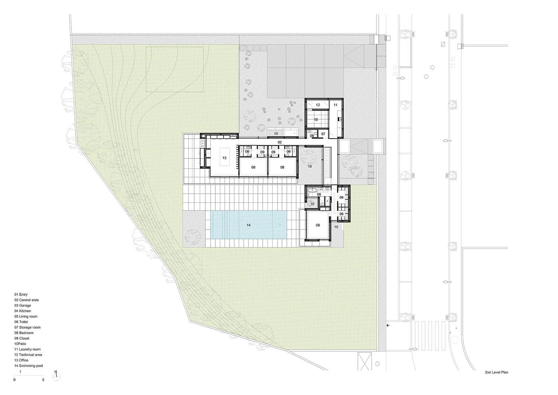 floor plan 1 Raulino Silva Architect}