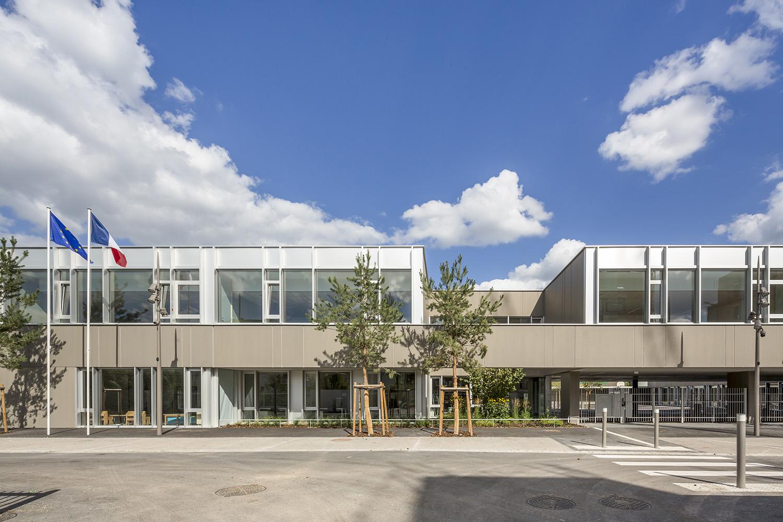 façade élémentaire Luc Boegly