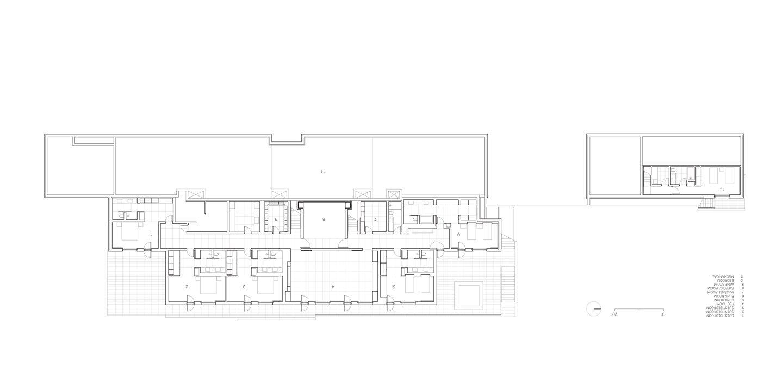 Floor Plan-Lower Level }