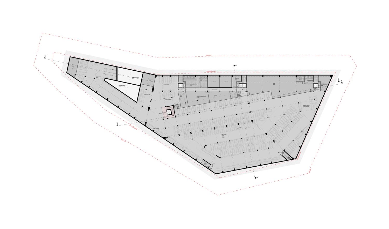 2ND BASEMENT FLOOR PLAN Manço Architects}