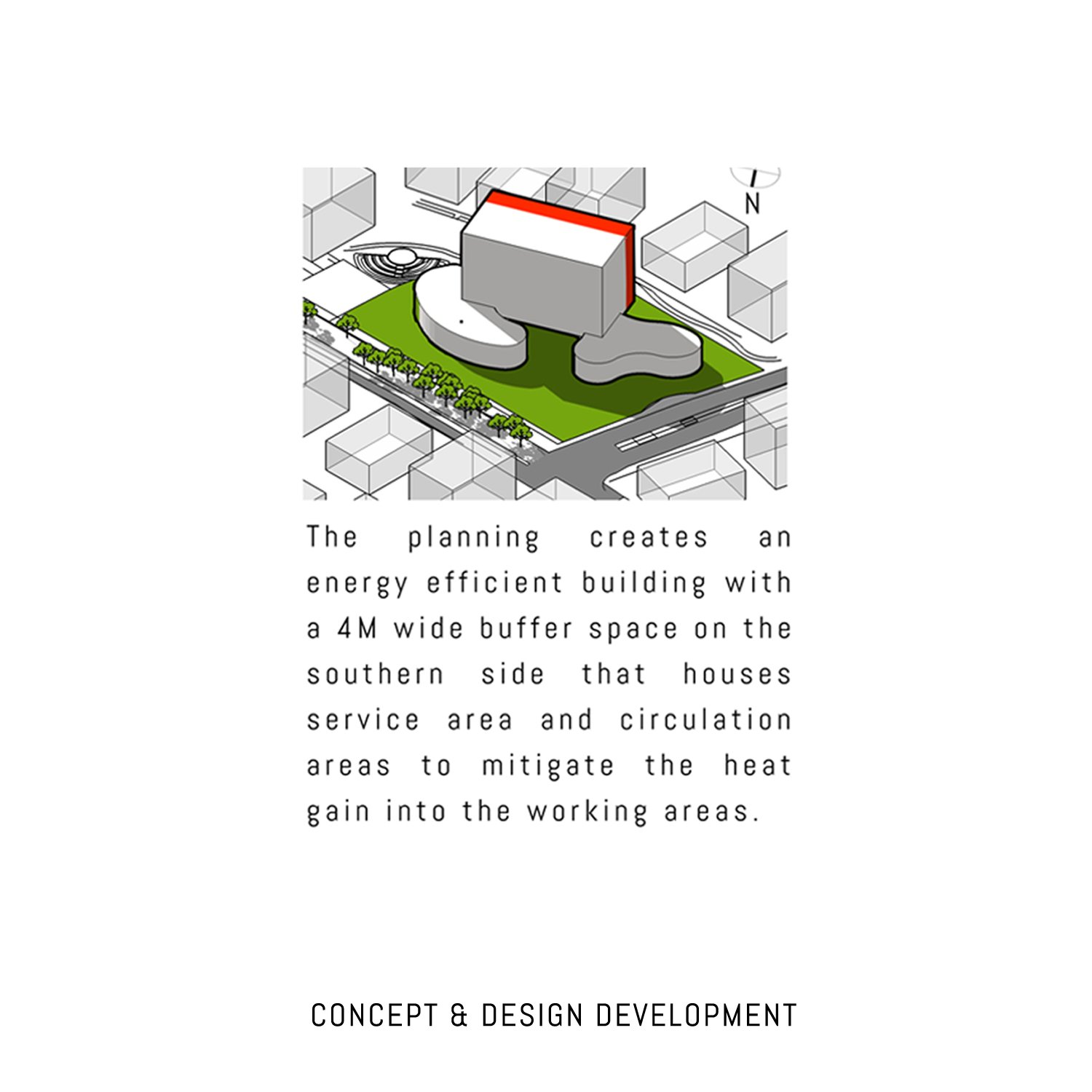 CONCEPT AND DESIGN DEVELOPEMENT sanjay puri architects}