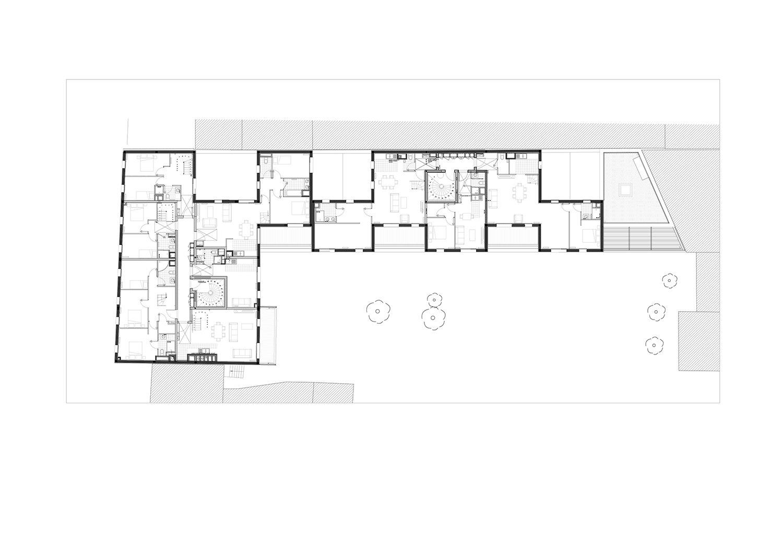 Third floor plan archi5}