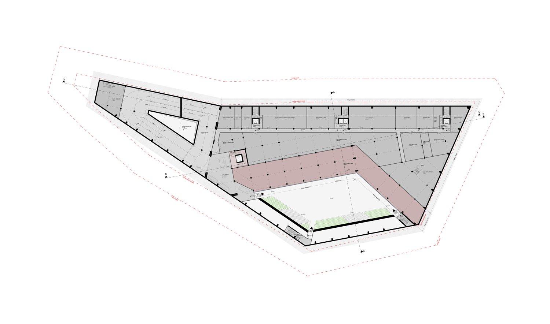 1ST BASEMENT FLOOR PLAN Manço Architects}