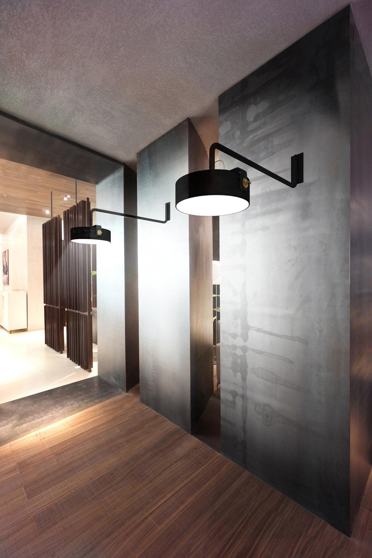 Modena parete black, ambientazione
