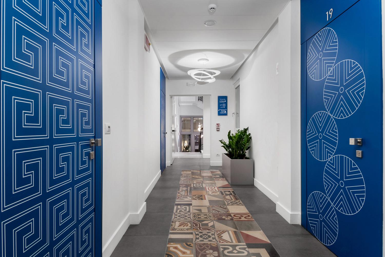 Hallway Catalano Murgia